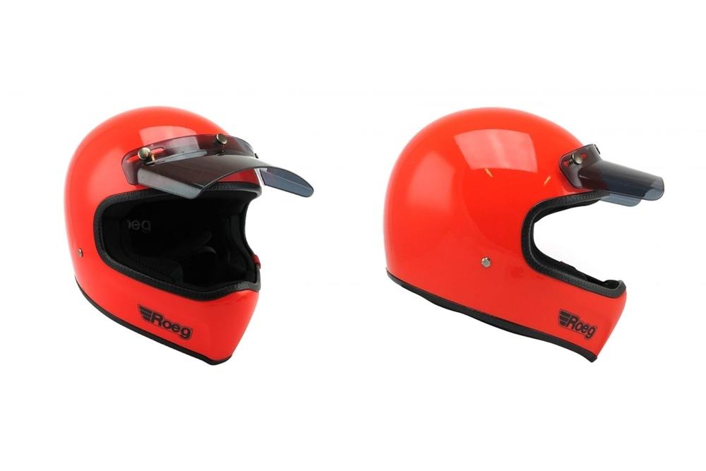 Классический мотошлем Roeg Pereuna