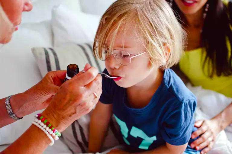 Назначение антибиотиков детям