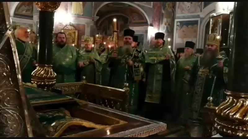 Престольный праздник в Дивеево