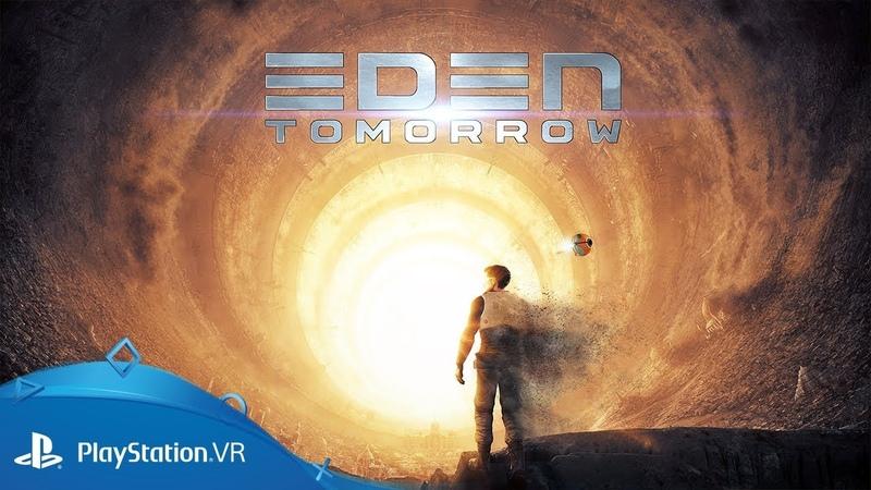 Eden Tomorrow | Launch Trailer | PSVR