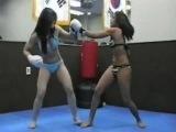 Libra Productions Mimi Vs Chris: Catfight, Bikini Boxing and Wrestling