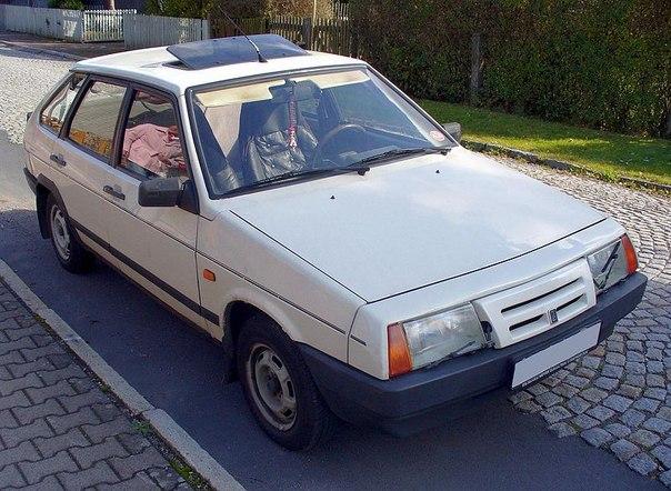 ВАЗ-21091 — модификация с