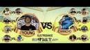 Young (USA) vs Camacho (Tijuana) TURFinc x Solo Baile Top 16 Electro Dance