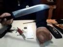Ножи. Ножи и снаряжение для рыбалки