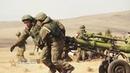 Точность богов войны как российские артиллеристы управляются с Санями