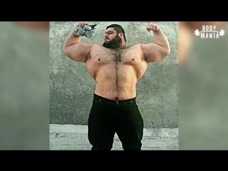 Иранский Халк!