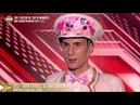 5 Bratavio the Chicken Fight | The X Factor UK Top 10 Moments on AXS TV