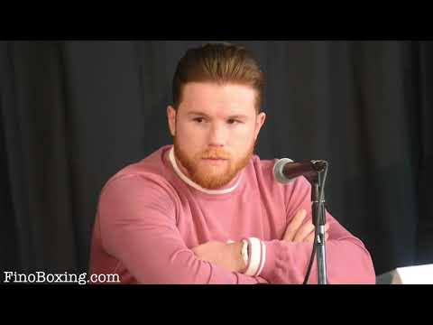 COMPLETE CANELO WITHDRAWN STATEMENT WITH Q A (English Español)