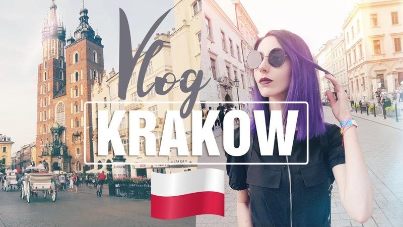 VLOG: Краков (Польша) / Krakow (Poland) Что посмотреть?