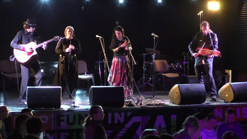 FEST HYP-NOZ - Самайн 2018 - Большой Самайн, кельтский праздник Samhain (28.10.2018, С-Петербург, Зал ожидания) HD