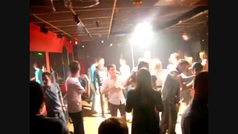 24.04.2010 - Клуб Ф.А.Б.Р.И.К.А. (Видео 2)