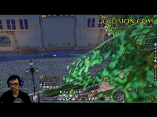 [GoldAion] Fun play Templar + Healer [WebCam]