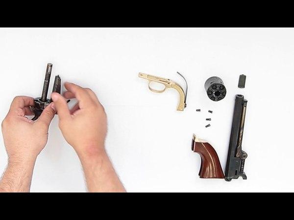 Colt Navy 1851 Abel-guns.ru