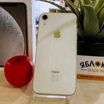 iPhone XR 64gb White б/у на гарантии Apple