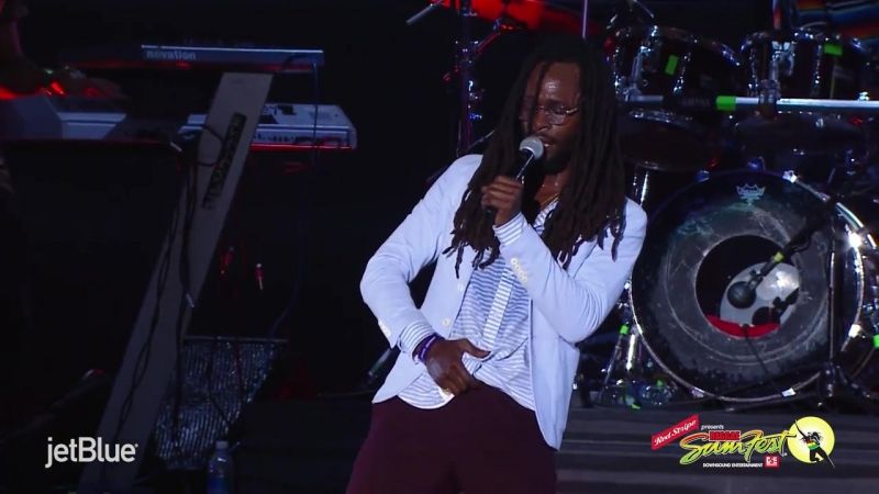Reggae Sumfest 2018 - Jesse Royal