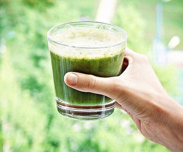 Сок из крапивы — эффективная детоксикация организма и не только.