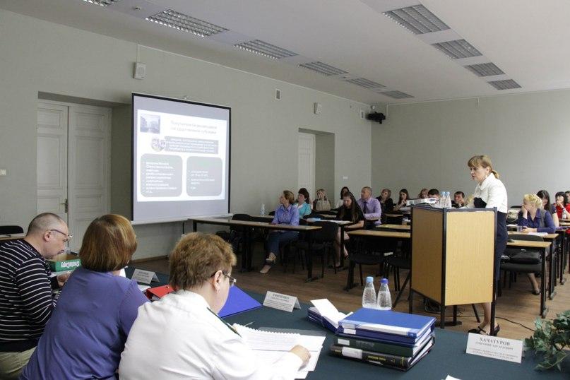 Защита дипломов в ИПП на юридическом факультете