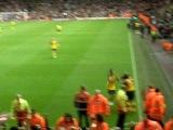 Liverpool v Arsenal - Arshavin 4th goal