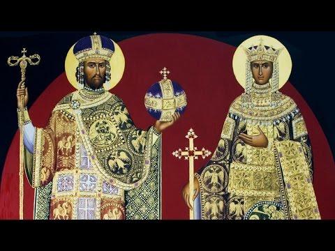 Догмат о Богочеловеческом Царстве Пресвятой Троицы 10