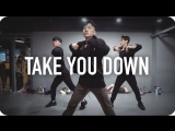1Million dance studio Take You Down - Chris Brown / Jinwoo Yoon Choreography