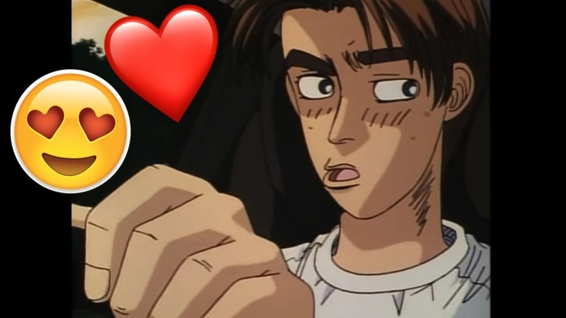 I love Takumi Fujiwara ❤️