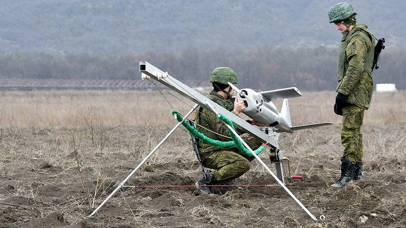 «Орланы» для ВДВ: как российские десантники будут использовать беспилотники в боевых действиях