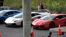 200 Supercars REVVING ENGINES Are you ready Exotic Car Toy Rally 2018 Full video coming SOON