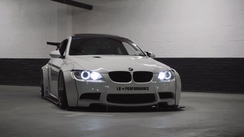 Qaasims BMW E92 M3 | Bagged Widebody | Loud Rowdy | Perfect Stance
