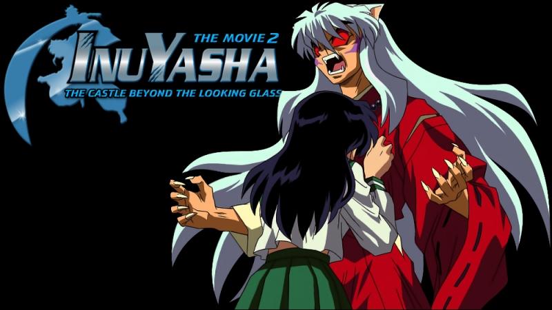 Инуяся 2 Inuyasha Kagami no naka no mugenjou мультфильм 2002