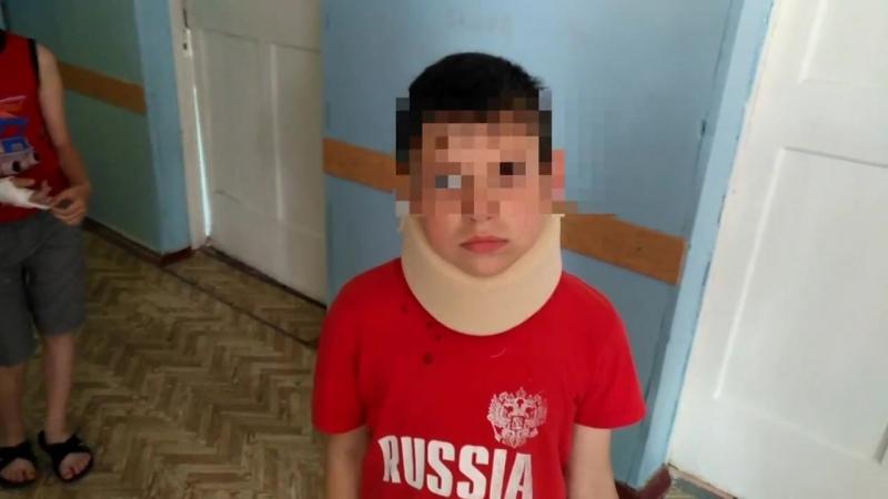 9 летнего мальчика подстрелил одноклассник