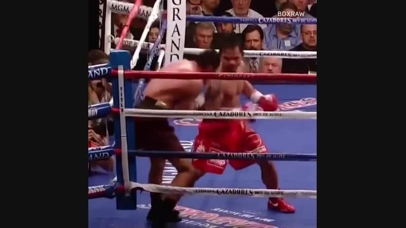 Менни Пакьяо vs Оскар Де Ла Хойя