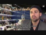 David Garrett - GLANZ GLORIA , private talk - 18.10.2012 4у