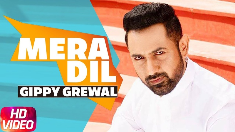 Mera Dil (Full Video) | Gippy Grewal | Sunidhi Chouhan | Latest Punjabi Song 2018 | Speed Records