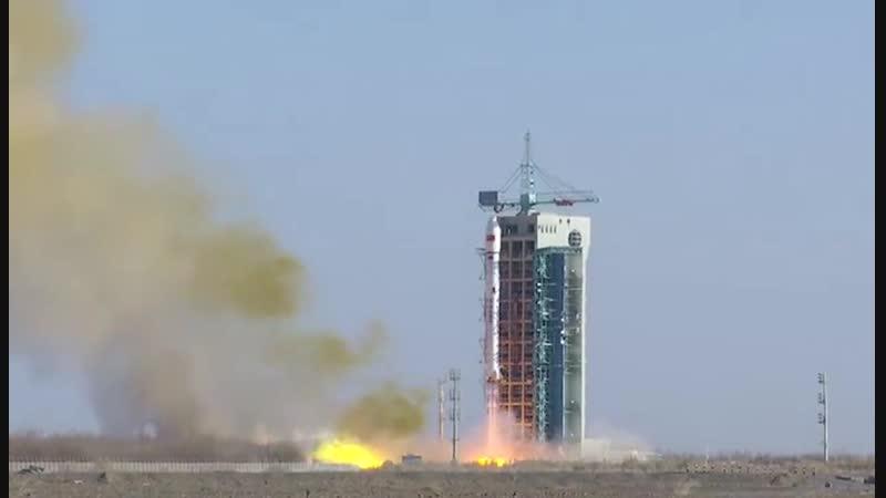 一箭七星 中国成功发射6颗云海二号卫星和鸿雁星座首颗试验星 2018