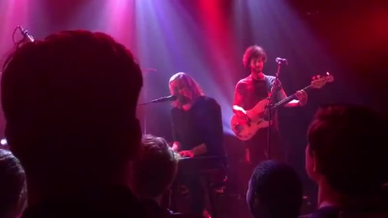 Andy Burrows - How To Stop Time @ Melkweg Amsterdam 15_1_2019