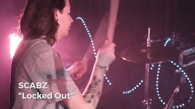 Scabz Locked Out - Live on Amateur Hour