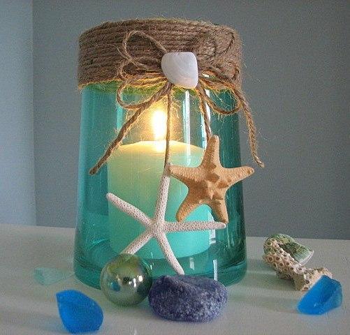 Потрясающий декор из морских трофеев от Beach Grass Cottage… (7 фото) - картинка