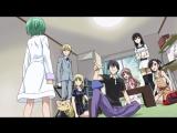 12 серия — Мангака и все-все-все/Mangaka-san to Assistant-san to The Animation [AniDub]