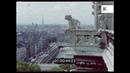 1960s Paris, Arc de Triomphe, Notre Dame, Eiffel Tower, HD
