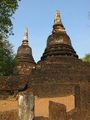 Wat Khao Suwan Khiri, Си Сатчаналай
