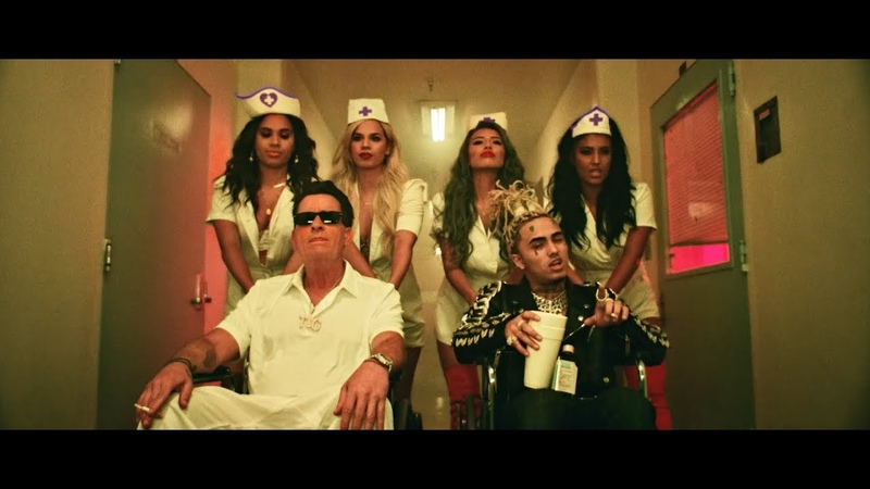 Lil Pump Drug Addicts Official Music Video