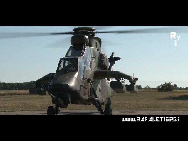 TIGRE - Hélicoptère de Combat EC 665 HAP - Exclusif [Full HD]