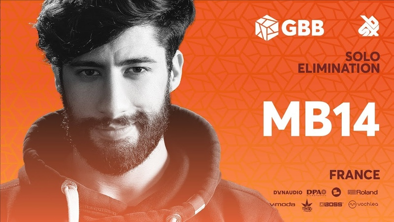 MB14 | Grand Beatbox Battle 2019 | Solo Elimination