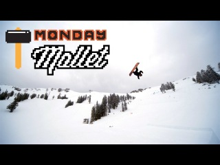 Epic Snowboarding Fail - Testing out the jump at Squaw Valley - TransWorld SNOWboarding
