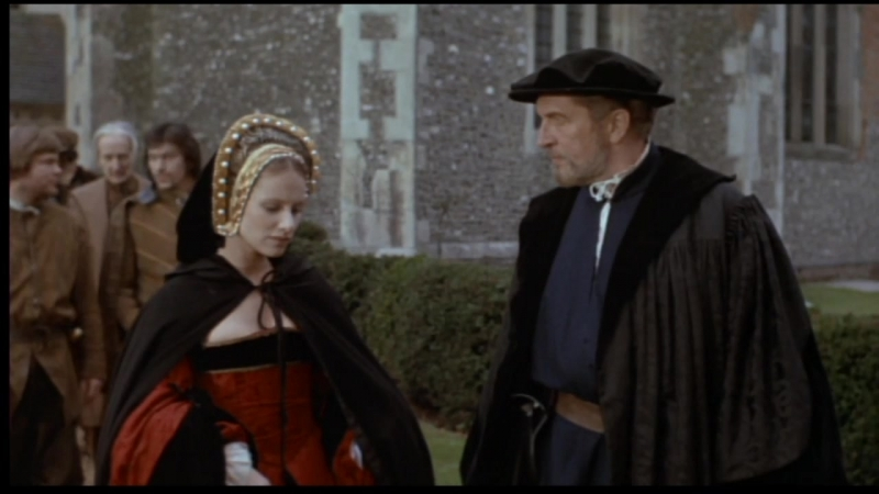 Cry of the Banshee 1970 Плач Банши HD 720 VincentPrice rus