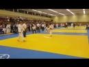 Internationale bayer cup judo 2 kampf
