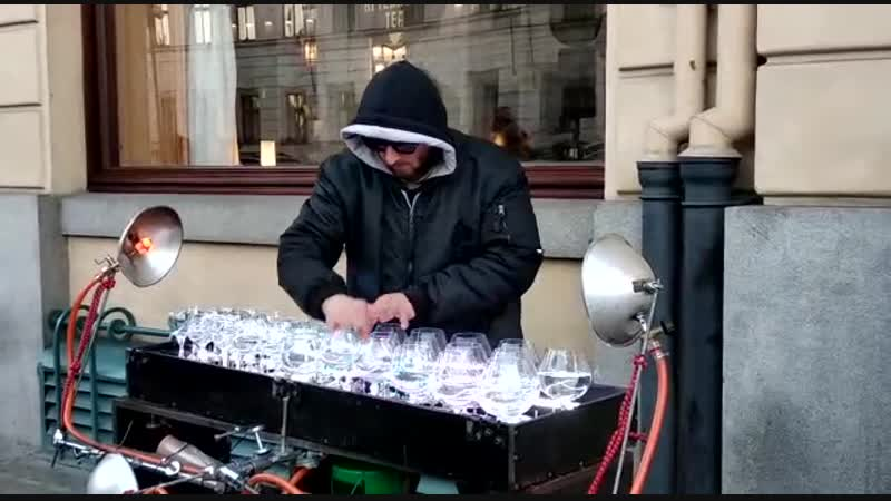 Музыка пражских улиц