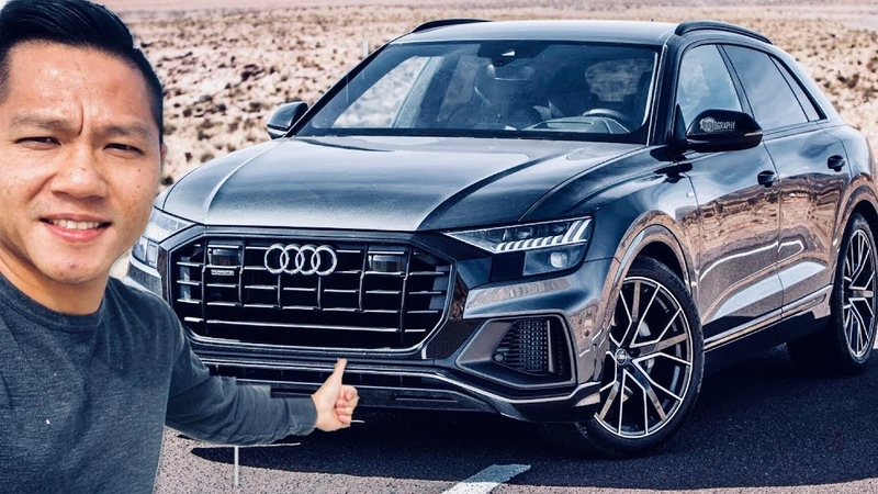 2019 Audi Q8 FULL REVIEW - World's Most Luxurious SUV!