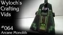 064 - Arcane Monolith Warhammer 40k Cheap Scratchbuild Proxy