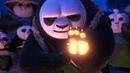 Панды отдают свою Ци По Кунг-фу Панда 3